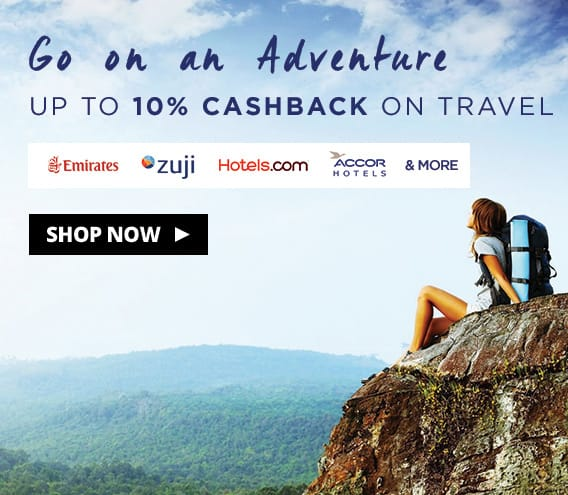 Travel Up to 10% Cashback Asiarooms Expedia Hotels.com Zuji Booking.comTravel Up to 10% Cashback Agoda Hotels.com HotelClub AsiaRooms Emirates