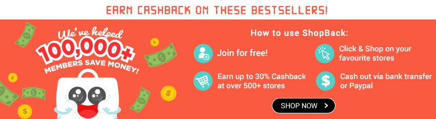 ShopBack - How it works!