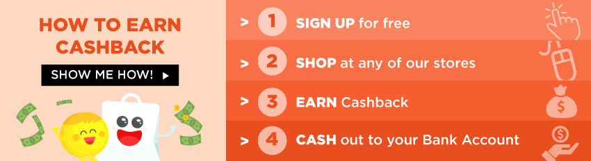 ShopBack - How it Works